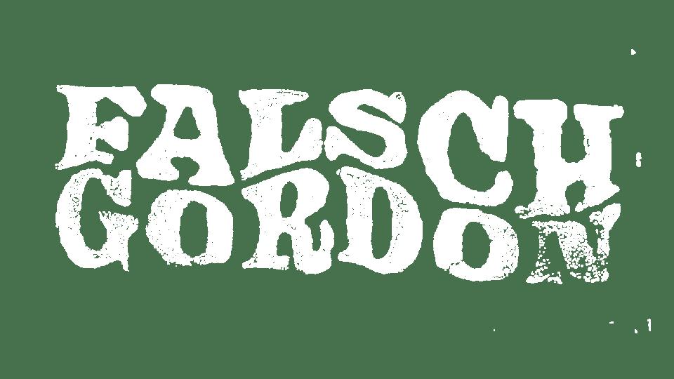 logo falsch gordon