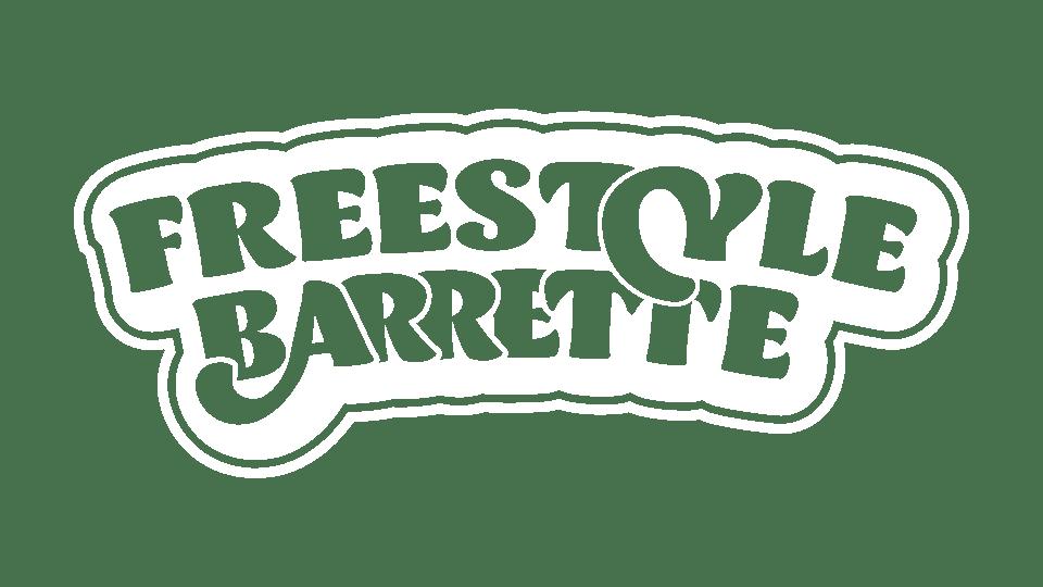 logo freestyle barrette